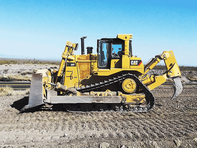 CATERPILLAR DT9